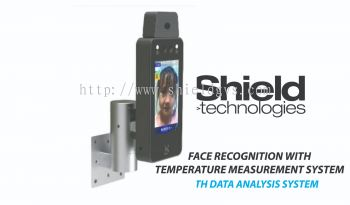 FACE RECOGNITION WITH TEMPERATURE MEASUREMENT