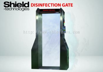 Disinfection Gate