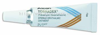 Tobradex Eye Ointment