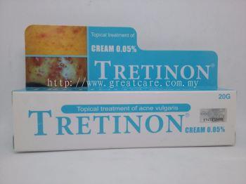 YSP Tretinon Cream 0.05%