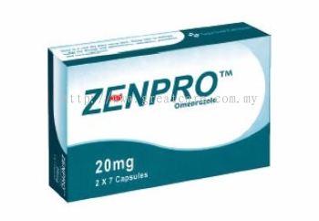 Zenpro 20mg