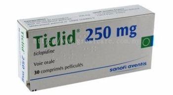 Ticlid 250mg