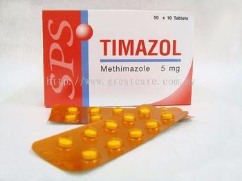 Timazol 5mg (Methimazole)
