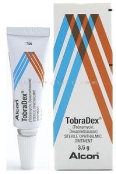 Tobrex 3% Eye Ointment
