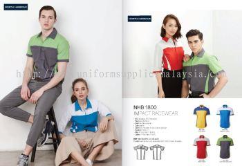North Harbour NHB 1800 F1 Shirt