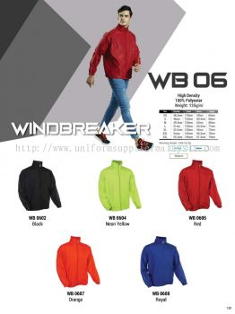 Oren WB064 Windbreaker