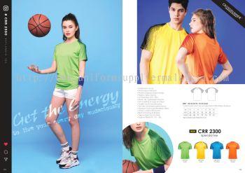 Cross Runner CRR2300 Roundneck T Shirt