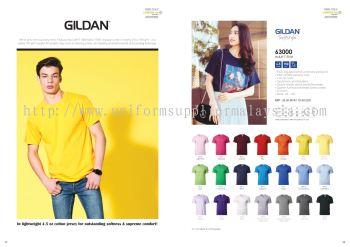 Gildan Softstyle 6300 Roundneck T Shirt