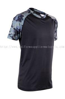 Baju Camou T Shirt
