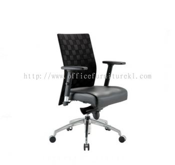 WEAVY ACL 1177 LOW BACK CHAIR ACL WITH WEAVE DESIGN