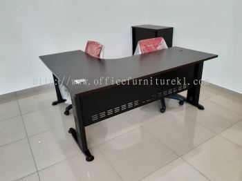 DELIVERY & INSTALLATION QAMAR EXECUTIVE OFFICE TABLE l Q-YD 9 LOW OFFICE CABINET l EDEX OFFICE MESH CHAIR l OFFICE FURNITURE l IOI BOULEVARD, PUCHONG l PETALING l SELANGOR