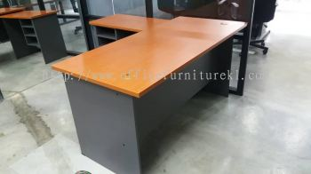 DELIVERY & INSTALLATION GT 157 WRITING OFFICE TABLE l GS 1060 SIDE OFFICE TABLE l OFFICE FURNITURE l ACCENTRA GLENMARIE l SHAH ALAM l SELANGOR