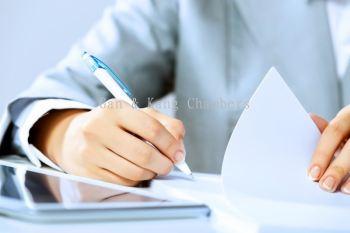 Refinance Agreement