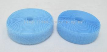 Hook & Loop Fastener Tape (030 Sky Blue)