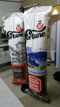 Inflatable Replica (Packet Coffee)