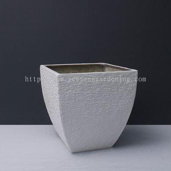 Fiberglass Pot SQR01, SQR02