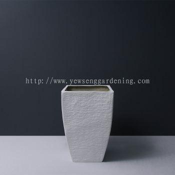 Fiberglass Pot SRH01-BW, SRH02-BW