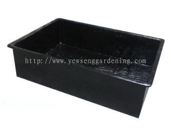 Fiberglass Pot Fiber Tangki (FTK01)