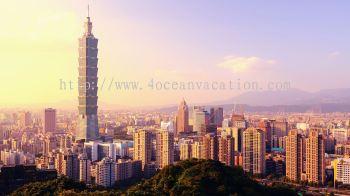 台湾 7天6晚