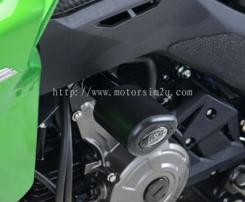 Crash Protectors - Aero Style for the Kawasaki Z125 '16 only