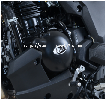 Engine Case Cover Kit (2pc) for Kawasaki Versys X-300 '17-
