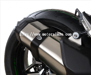 Exhaust Protector for Kawasaki Ninja H2 SX '18-