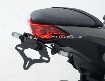 Tail Tidy for Kawasaki Ninja 300 ('12-), Ninja 250 ('17) and Z300 '16- models