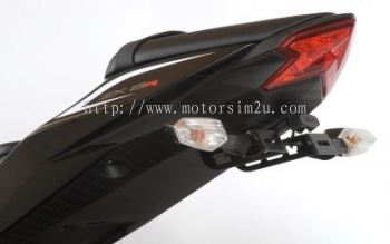 Tail Tidy for Kawasaki ZX10-R '08-'10 and Kawasaki ZX-6R '09-