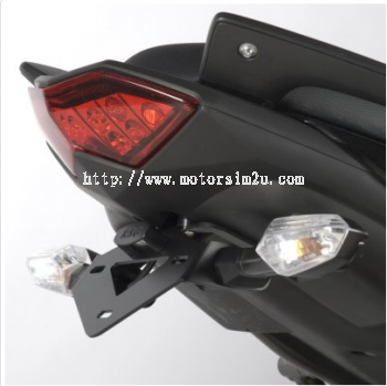 Tail Tidy for the Kawasaki Versys 650 '10-'14