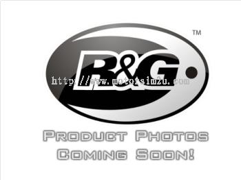R&G Tank Traction Grip for Kawasaki ER-6 F/N ��12- (2 Grip Kit)