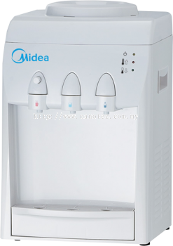 Midea Water Dispenser 31T Bottle Water (Hot,Normal, Cold)