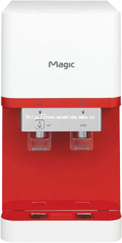 Tong Yang Water Dispenser 8230C Red Table Top/ Counter Top - Hot & Cold