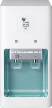 Tong Yang Water Dispenser 8910C Aqua Blue Table Top/ Counter Top - Hot & Cold