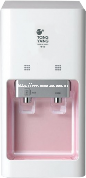 Tong Yang Water Dispenser 8910C Pink Table Top/ Counter Top - Hot & Cold