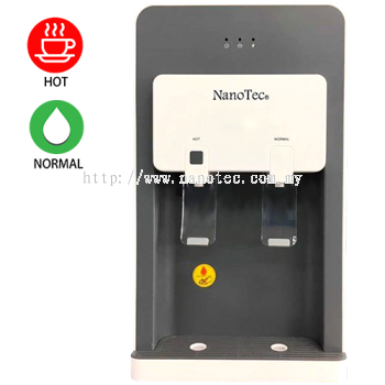 NanoTec Water Dispenser 509 (Hot & Warm) Table Top