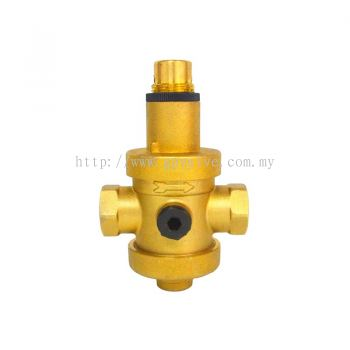 AUTOMA BRASS PRESSURE REDUCING VALVE