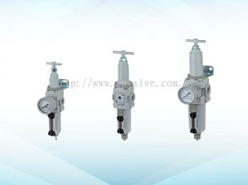 SKP Filter Regulator for High Pressure (SAW-H)