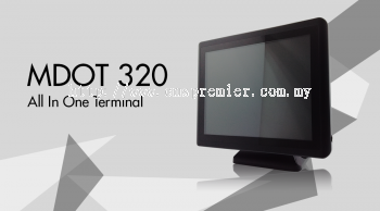 """All In One Terminal ( Touch Screen 15"""" )"""