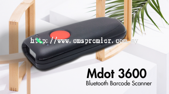Bluethooth Barcode Scanner (Linear CCD Sencor)