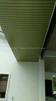 Panel ceiling