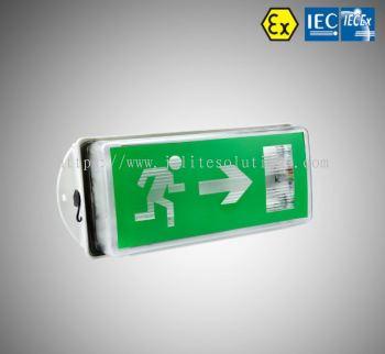 Emergency & Emergency EXIT Zone 1