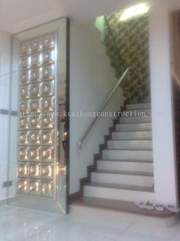Interior Design/ Renovation Works - Staircase Design