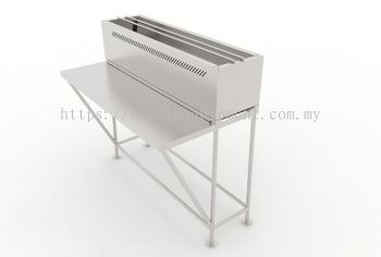 Satay Grill Stand