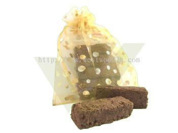 Agarwood Powder Block (4pc)
