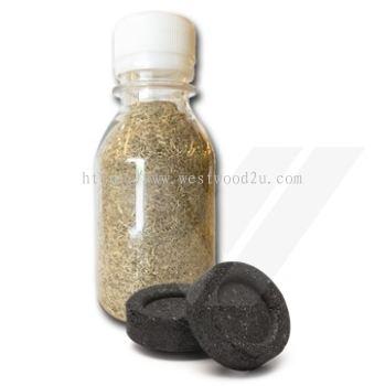 Agarwood Powder 19gram (with 20pcs Charcoal)