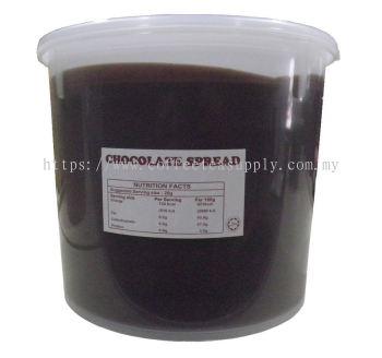 CHOCOLATE JAM(SPREAD) 5.0KG