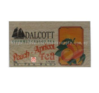 DALCOTT PEACH APRICOT TEA