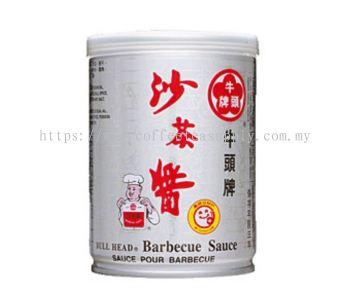 BULL HEAD BARBECUE SAUCE 牛头牌沙茶酱 3KG