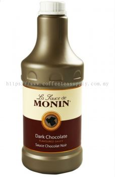 MONIN CHOCOLATE SAUCE 1.89L
