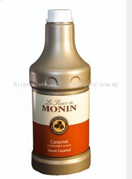 MONIN CARAMEL SAUCE 1.89L
